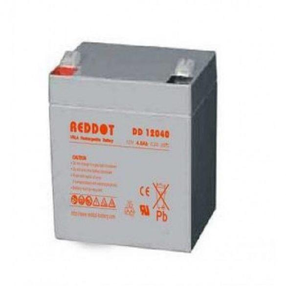 Reddot ARD-12040  12V 4Ah gondozásmentes akkumulátor