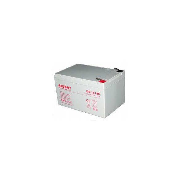 ARD-12120 REDDOT 12V12Ah akkumulátor