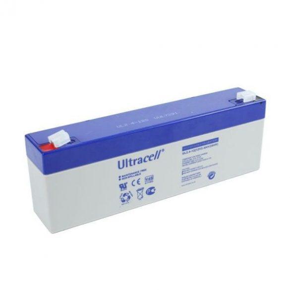 Ultracell AU-12024 12V 2.4Ah gondozásmentes akkumulátor