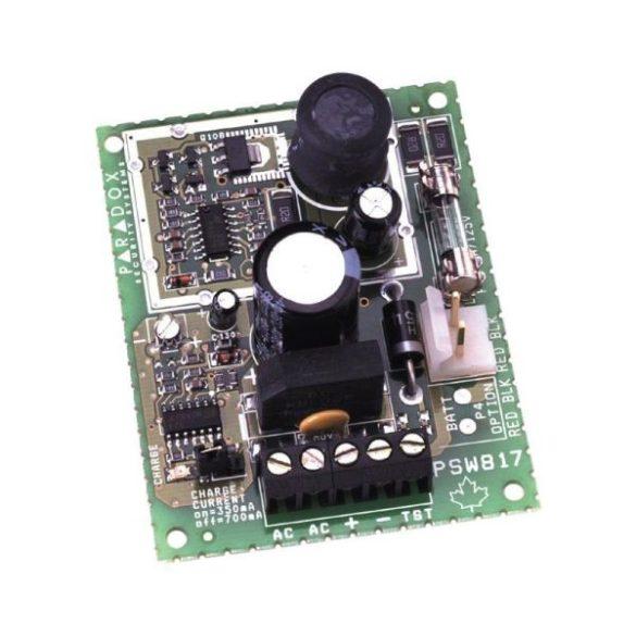 PARADOX-PS817 kapcsolóüzemű tápegység