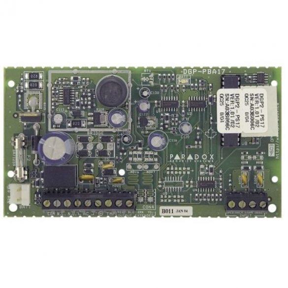PARADOX-PS17 1.7A-es BUS-os tápegység