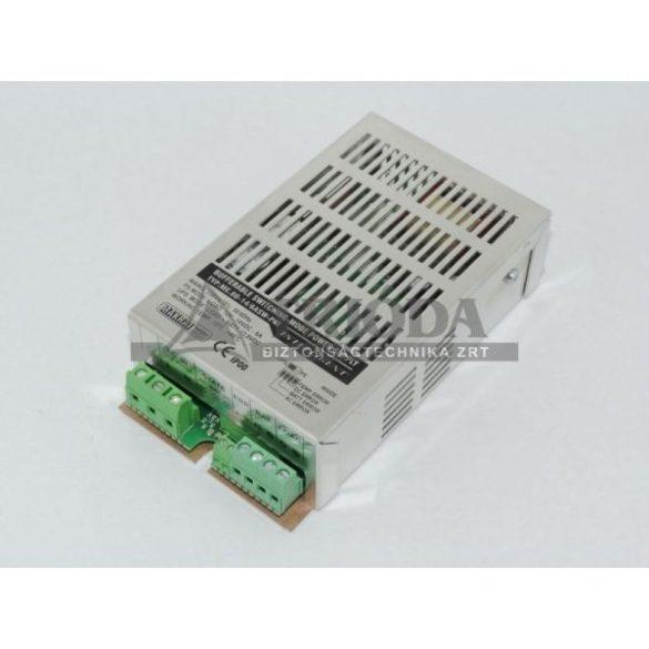 MAKRAI PS-ME/6A Tápegység 230V/5A Kimenet:12-13,8V MEEI,CE dobozolt, rácsos