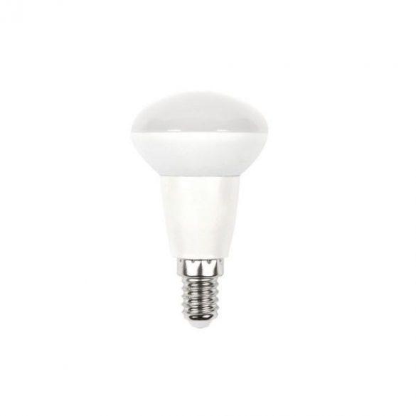 LED lámpa, 6W, E14, R50 forma, 470lumen, meleg fehér, Samsung chip, 138