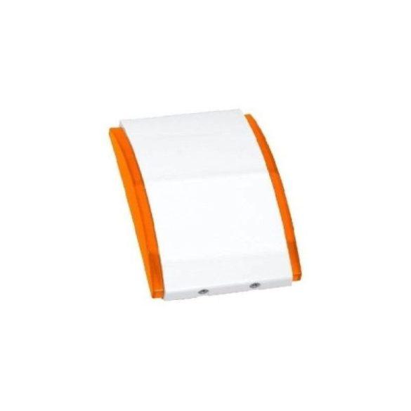 SATEL SPW210 O Beltéri hangjelző, narancs színű villogóval
