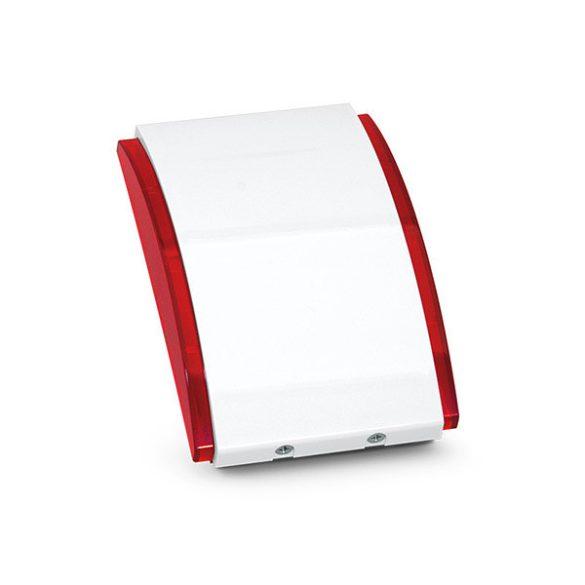SATEL SPW210 R Beltéri hangjelző, piros színű villogóval