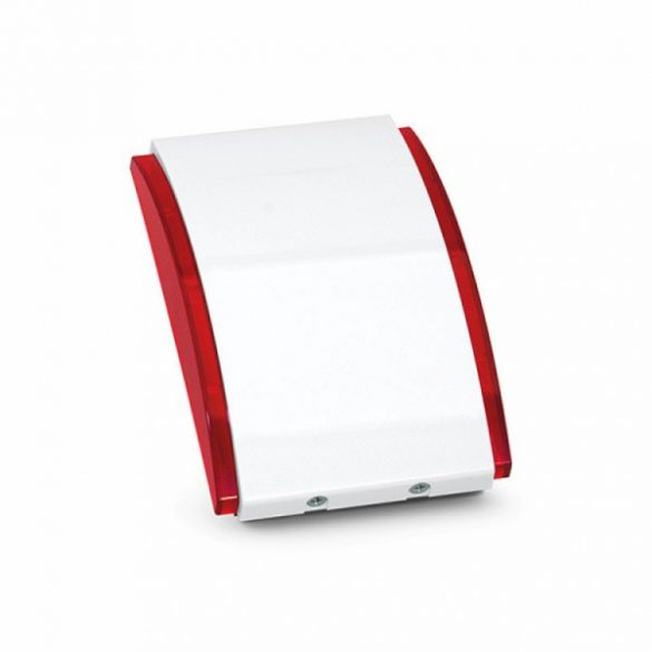 Satel SPW-210 R Beltéri hangjelző; piros