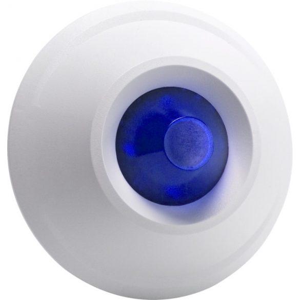 Satel SOW-300 BL Beltéri fényjelző; három jelzési mód; szabotázsvédelemmel; kék