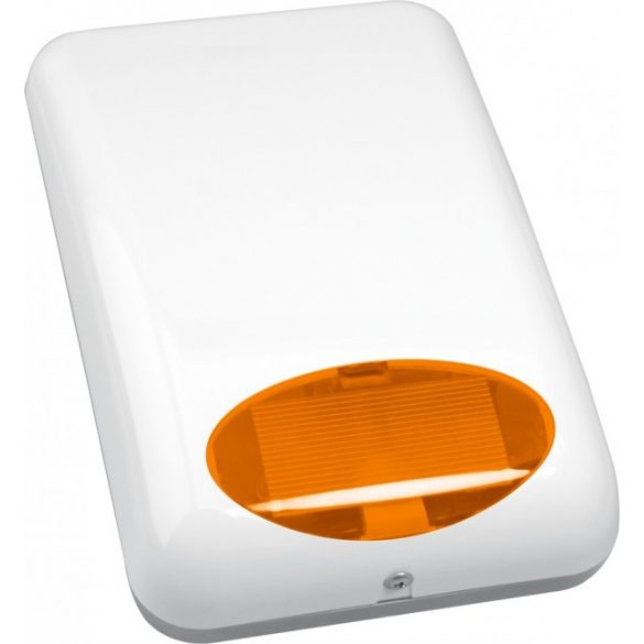 SATEL SPL5010 O Kültéri hang- és fényjelző, ultra fényes LED-ek, piezo hang, mű