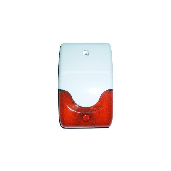 LD-95 beltéri hang-fényjelző (piros)