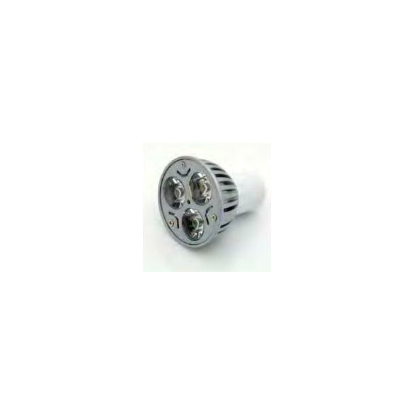 POWERLED GU10 LED spot 3x1W Meleg fényű SP1202