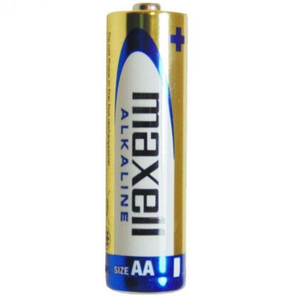 Maxell alkaline AA tartós elem