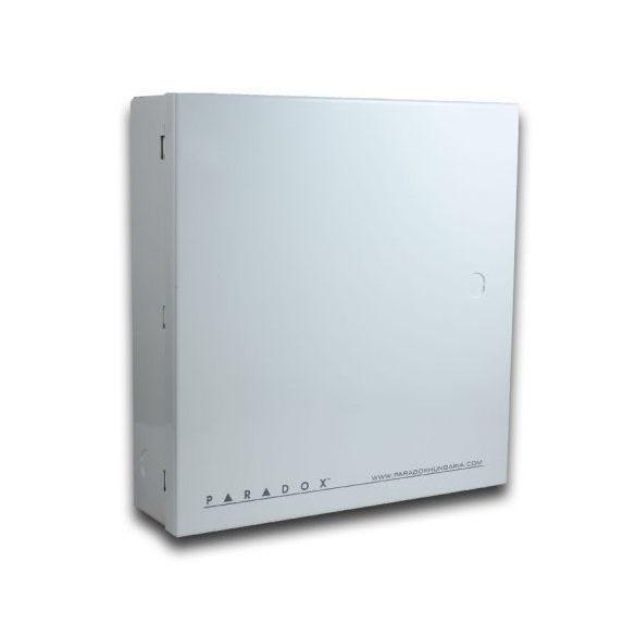 RIASZTÓ központ doboz kicsi Paradox feliratos 205x255x76mm