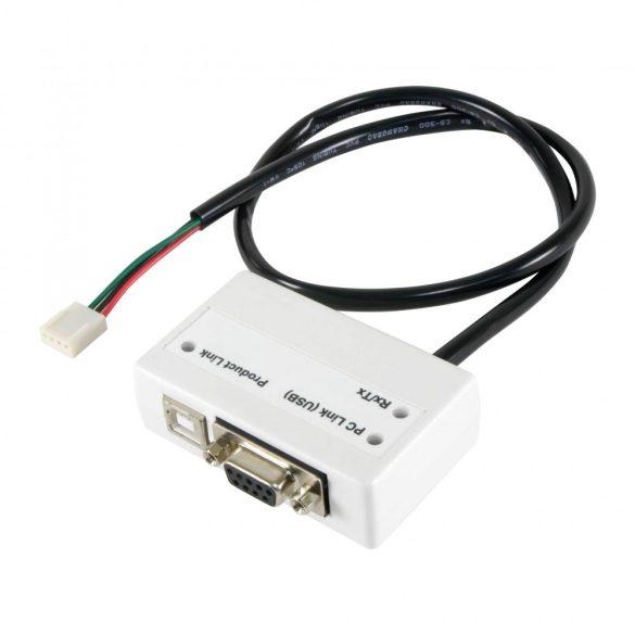 PARADOX-307USB Interfész 3 LED állapotjelzővel USB-SOROS porttal