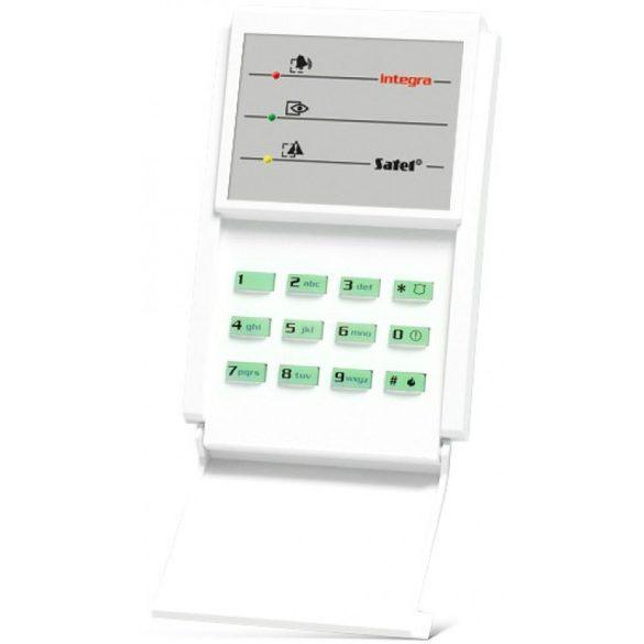 SATEL INTSGR egy partíciós LED kezelő, 6 LED a partíció állapotjelzéséhez
