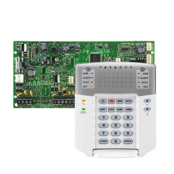 PARADOX-SP5500/K32LED+ új LED kezelő szett