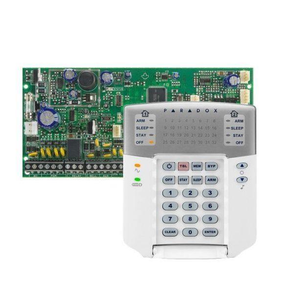 PARADOX-SP6000/K32LED+ új LED kezelő szett