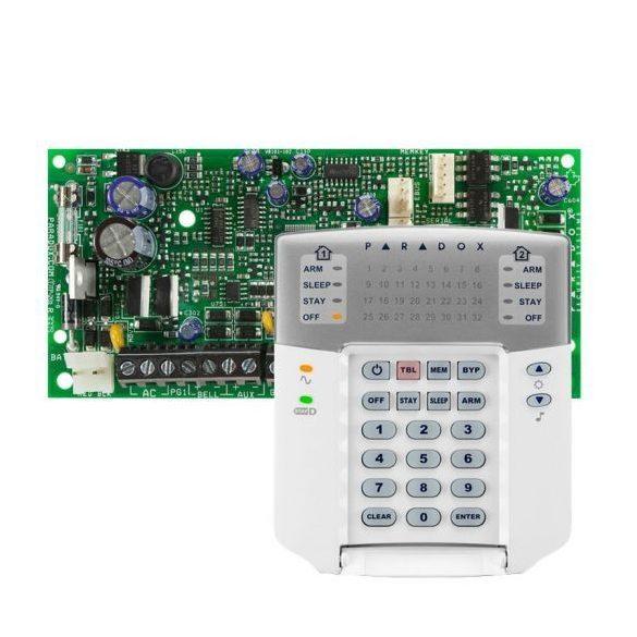 PARADOX-SP4000/K32LED+ új LED kezelő szett