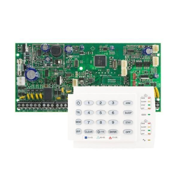 PARADOX-SP6000/K10H szett
