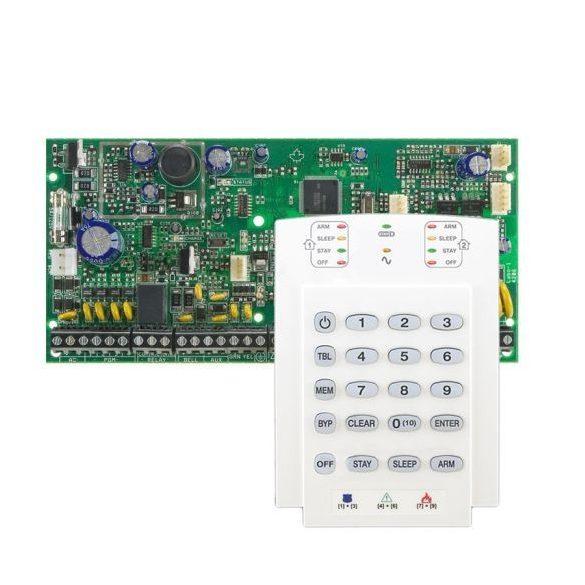 PARADOX-SP6000/K10V szett