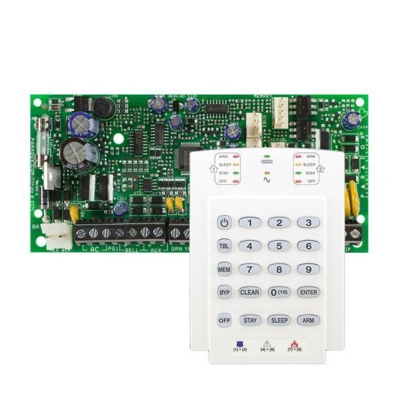 PARADOX-SP4000/K10V szett