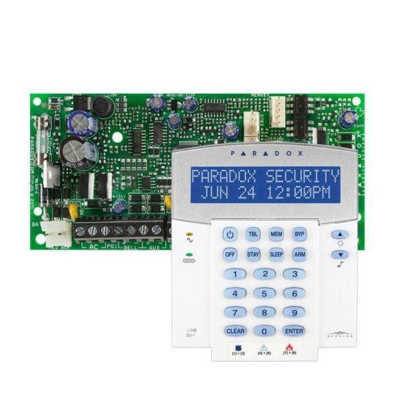 PARADOX-SP4000/K32LX szett