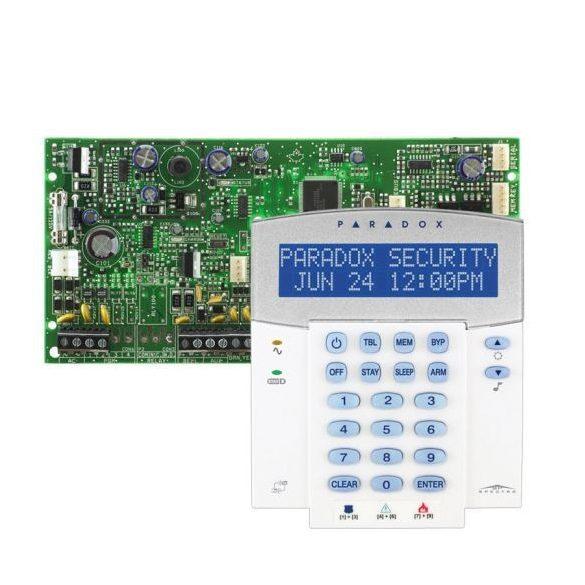 PARADOX-SP5500/K32LX szett