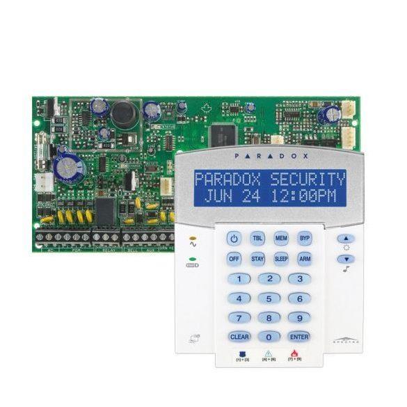PARADOX-SP6000/K32LX szett