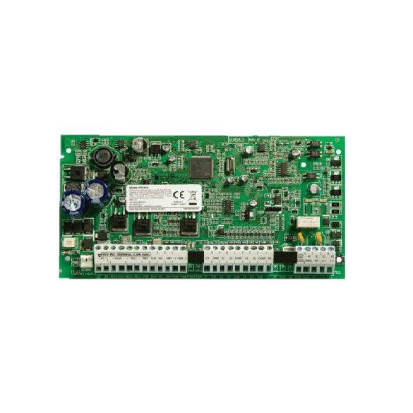 DSC-PC1616PCBE riasztó központ panel, csak panel