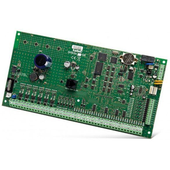SATEL INTEGRA 128 16-128zónás riasztóközpont alaplap,32 partíció, 16-128 kimenet