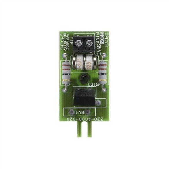 PARADOX-320S villámvédő modul telefonvonalra