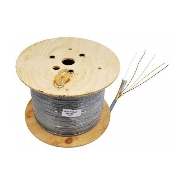 FPDK Speciális, koaxiális jelzőkábel, kerítésvédelmi rendszerhez 350m/dob