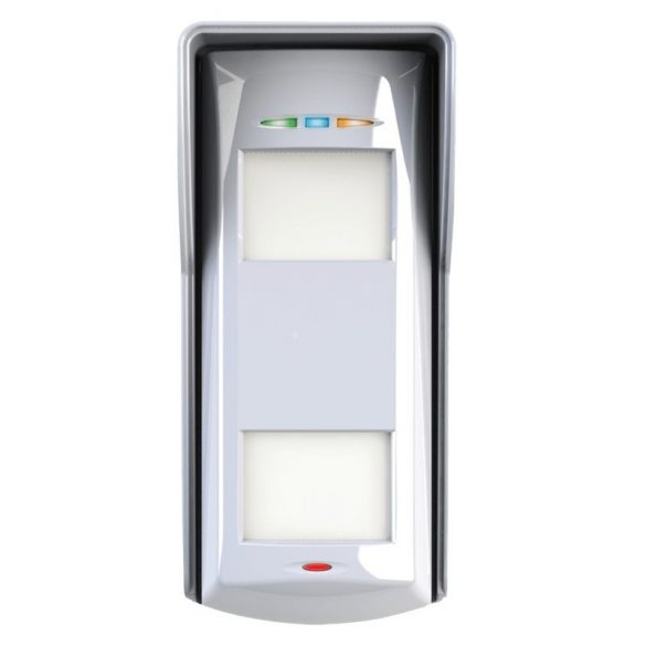 Pyronix by Hikvision XDL12TT-AM Tri technologiás (2xPIR+MW) kültéri mozgásérzékelő; szerelési magasság: 1,2 m