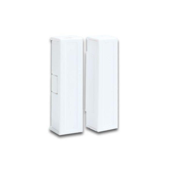 MC20W nyitásérzékelő, felületre szerelhető, fehér