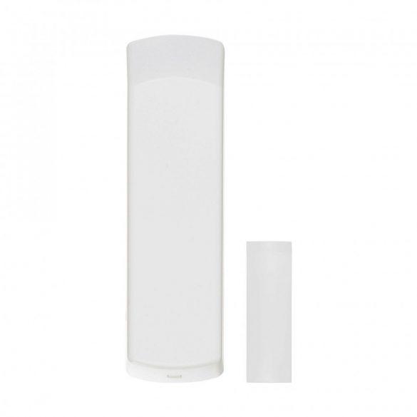 PARADOX-DCTXP2 fehér színű, felületre szerelhető, 2 zónás rádiós nyitásérzékelő 868