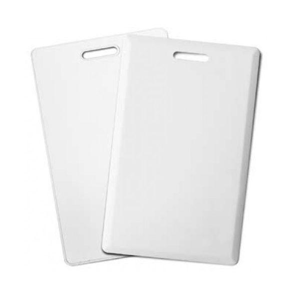 TXS-BEC01/EM01 Trixess beléptető kártya vastag, perforált 125 KHz EM
