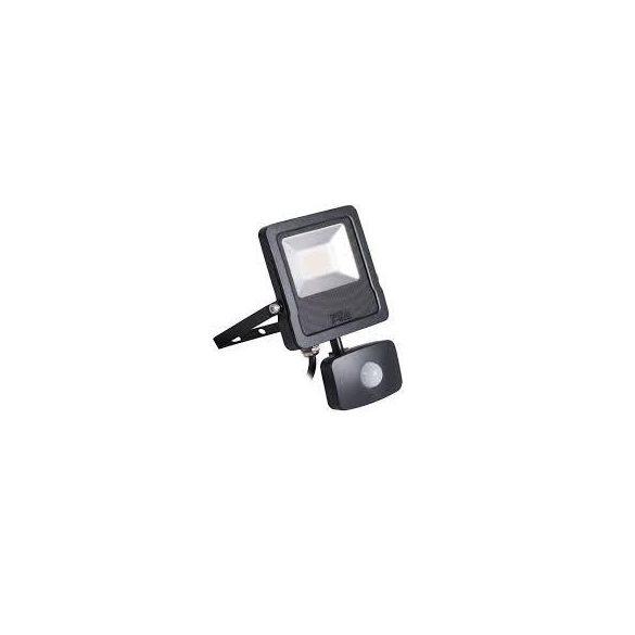 LED reflektor mozgásérzékelővel, 30W, IP44, 2400 lumen, természetes fehér 27096