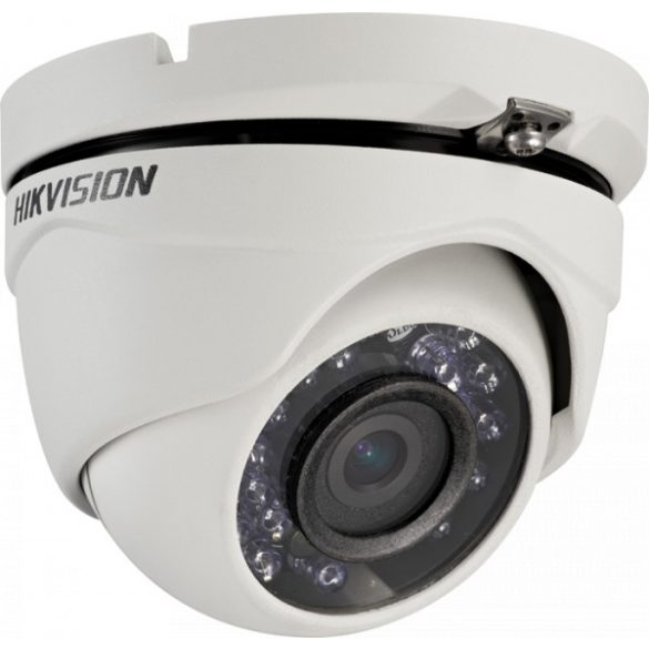 Hikvision DS-2CE56C0T-IRMF (2.8mm) 1MP THD 4/1 fix IR dome kamera