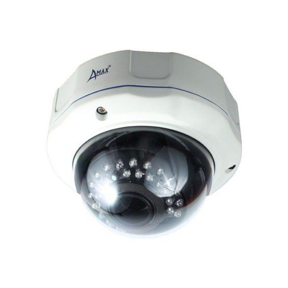 """AXIPS922V 1/3"""" 2.0MP vízálló és IR IP domekamera, 4-9mm varifokal, 20m IR"""