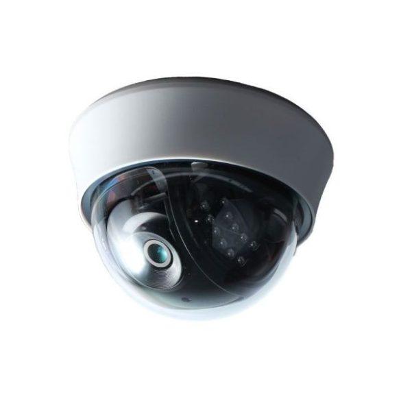 """AXIPS321R VGA (D1) 1/3"""" beltéri IP dome kamera, day/night"""