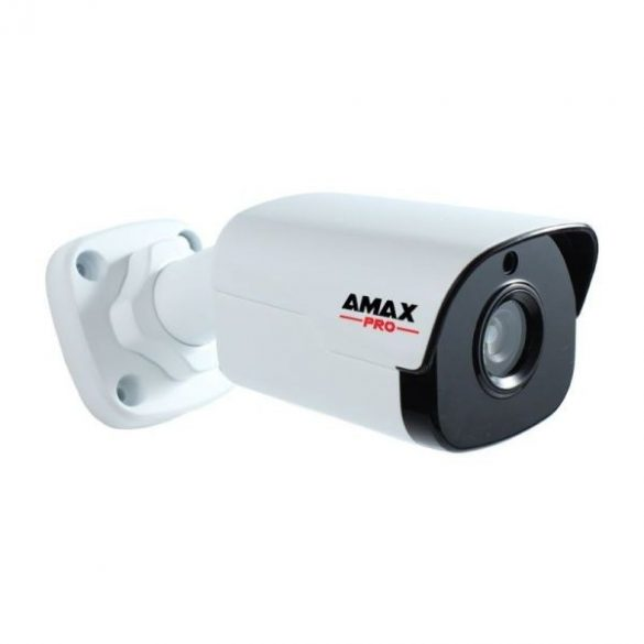 AXPRO-2122SR3-PF120 2MP IP kamera,fix 12mm,IR: 30m,POE,DWDR,beépített konzol