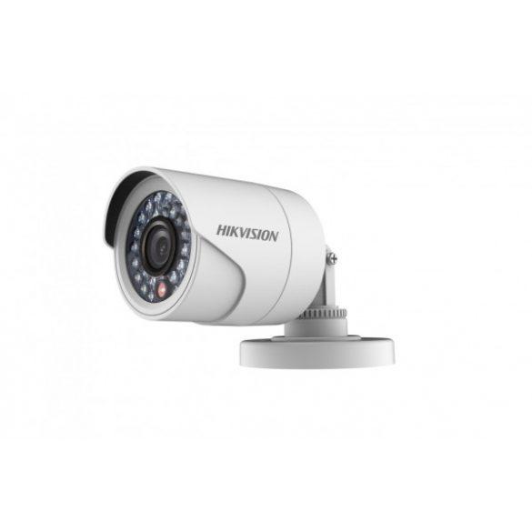 Hikvision DS-2CE16C0T-IRPF (2.8mm) 1 MP THD fix IR csőkamera; TVI/AHD/CVI/CVBS kimenet