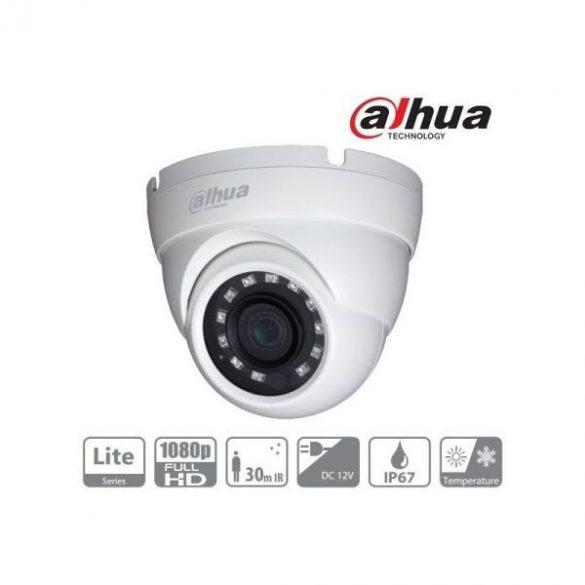 DAHUA HAC-HDW1220MP 2MP HDCVI dome kamera, SMD IR