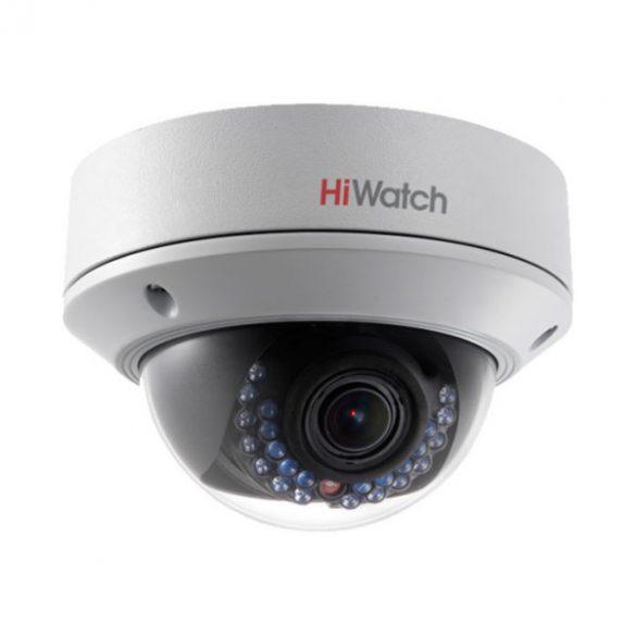HIWATCH DS-I227 2.8-12mm varifokal 2MP EXIR IP dome kamera,vandálbiztos,DWDR,BLC
