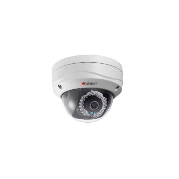 HIWATCH DS-I221(4mm) 2MP felbontású,fix lencsés,IP dome,IP66,H.264/MJPEG,IR30m