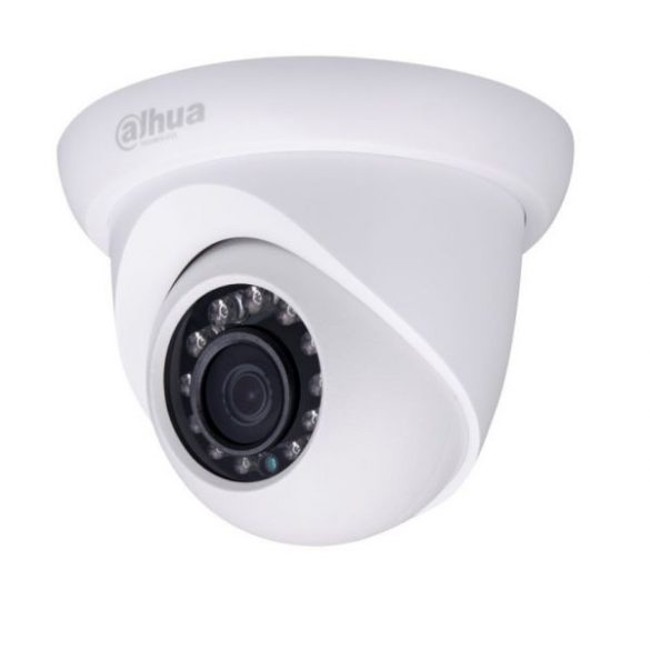 DAHUA IPC-HDW1220S IP dome kamera,2MP,3,6mm,IR táv:30m,DWDR,IP67