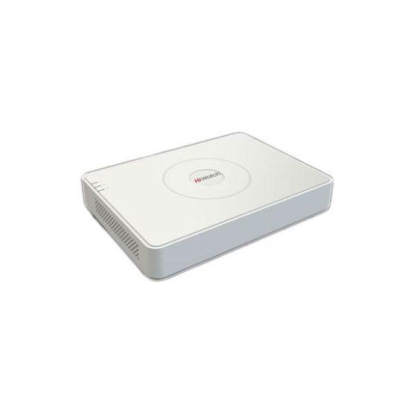 HIWATCH DS-H116G 16 csatornás Turbo HD/AHD/Analóg rögzítő, kizárólag 1MP felbontású kamerákhoz ajánlott!