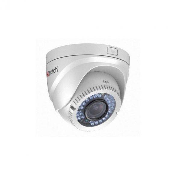 HIWATCH DS-T228(2.8-12mm) 1080p, kültéri, varifokál, HD-TVI dome kamera