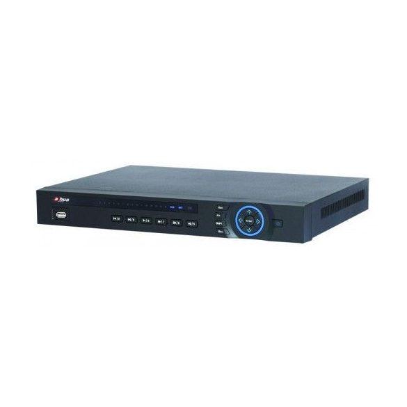 DAHUA NVR4216 16cs NVR,200Mbps,4/8Ch 1080P decode,1VGA/1HDMI,1RJ45,max 6MP