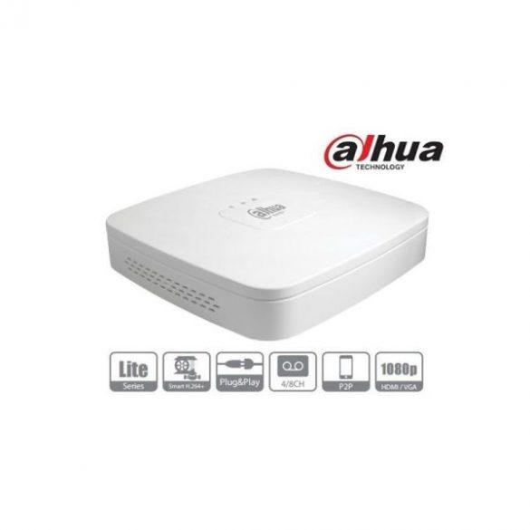 DAHUA XVR5104-HS 4 csatornás 1080P HDCVI pentabrid rögzítő, 720p/25fps