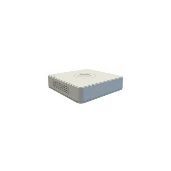 Hikvision DS-7104HGHI-F1 4 csatornás THD DVR, 1080p lite@25fps, 720p@25fps, max. 5x2MP IP